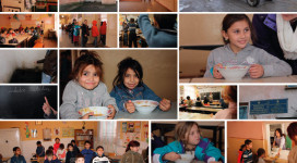 Romaschool Collage
