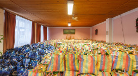 Voedselpakket Oekraïne reis 2013