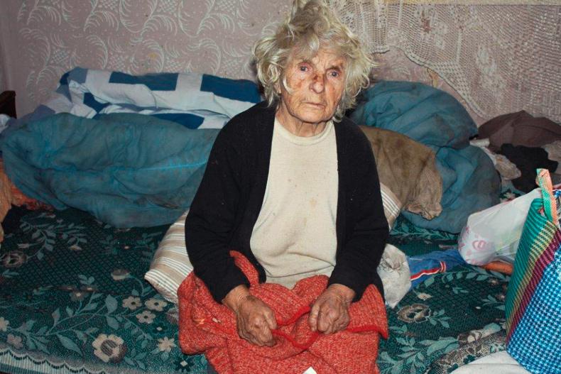 Oude-dame